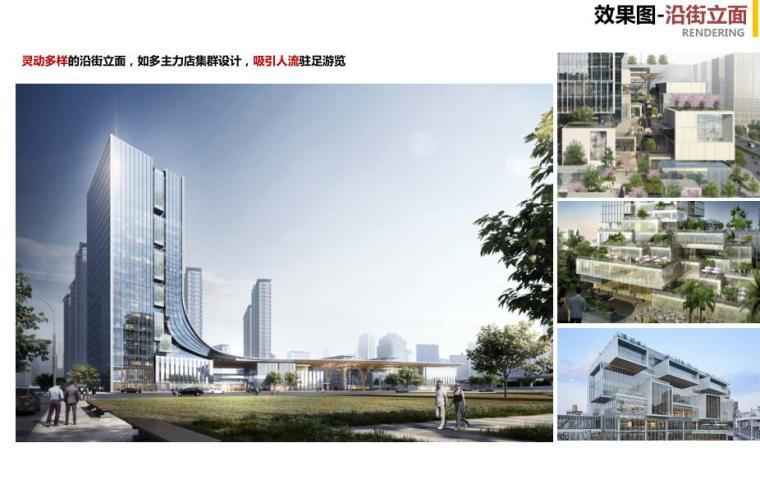 上海现代流线公园住宅+商业综合体建筑方案_13