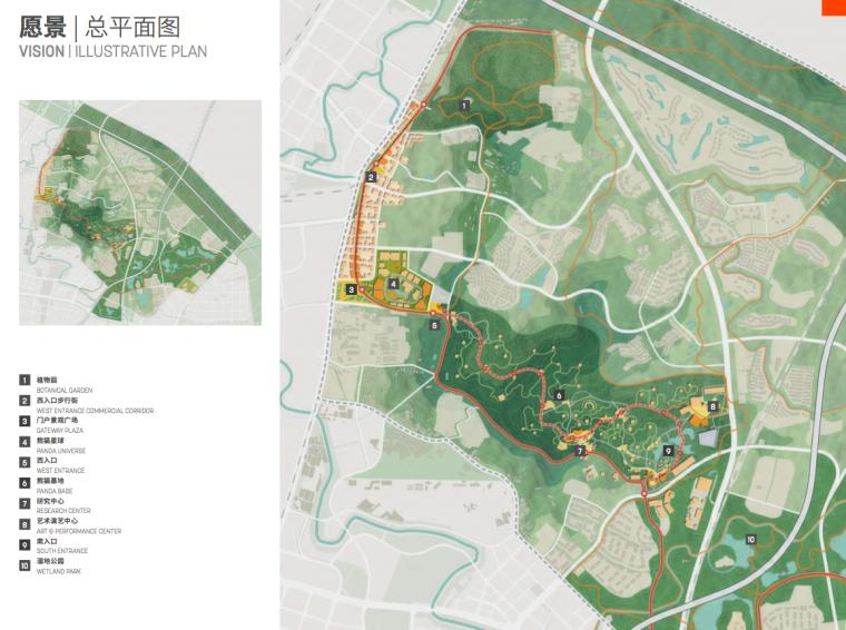 [成都]熊猫国家系列公园整体概念规划方案_3