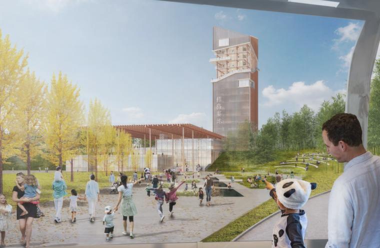 [成都]熊猫国家系列公园整体概念规划方案_1