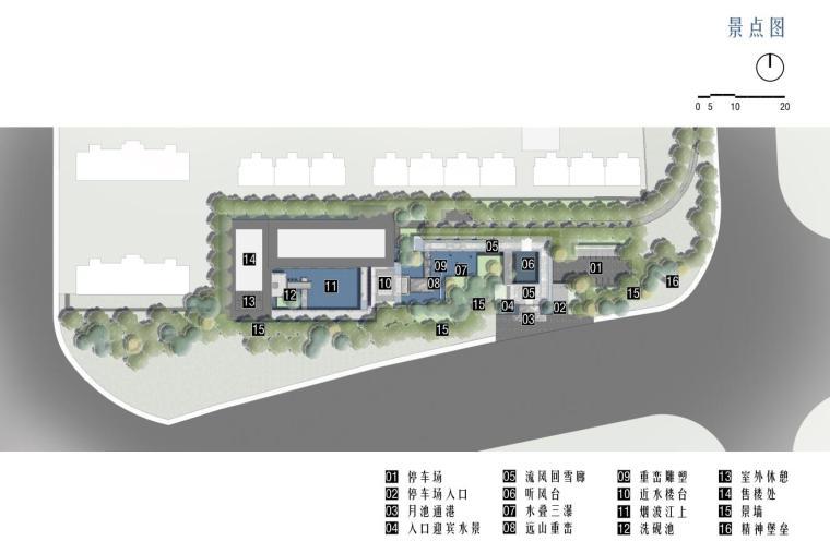[辽宁]万锦公馆现代东方风格样板区景观方案_7