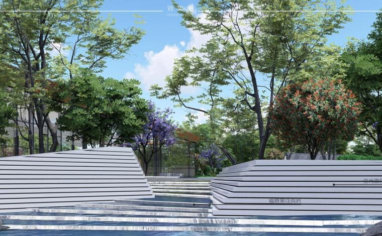[北京]大兴现代简洁风格示范区景观概念设计_1