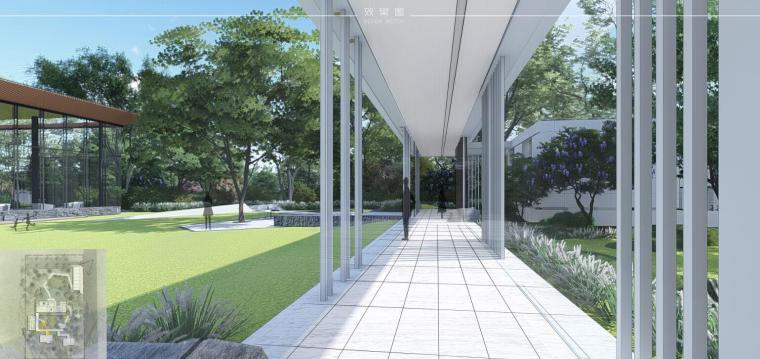 [北京]大兴现代简洁风格示范区景观概念设计_13