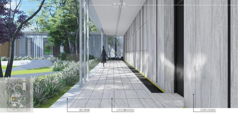 [北京]大兴现代简洁风格示范区景观概念设计_12