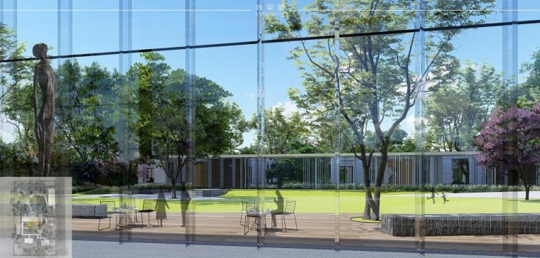 [北京]大兴现代简洁风格示范区景观概念设计_11