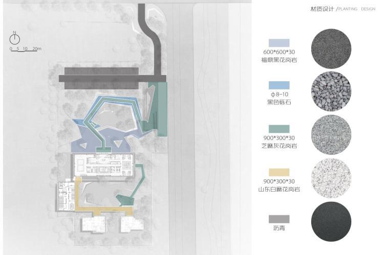 [北京]大兴现代简洁风格示范区景观概念设计_4