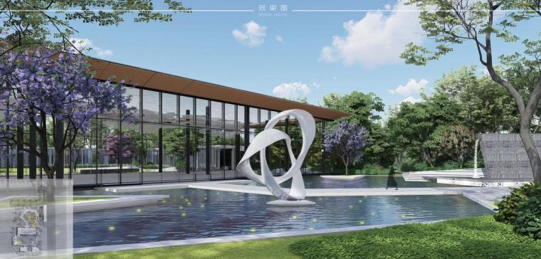 [北京]大兴现代简洁风格示范区景观概念设计_10