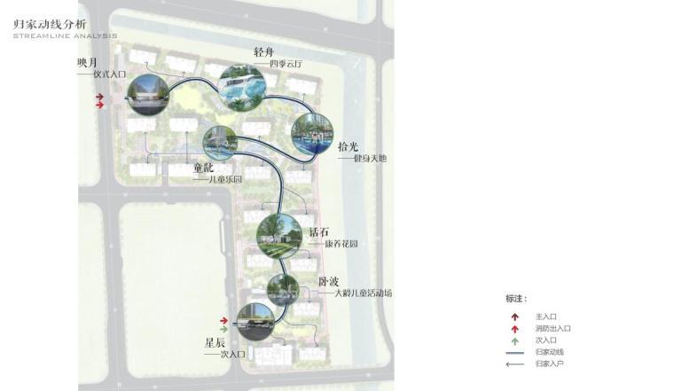 [浙江]现代轻奢+高品质住宅大区景观方案_9