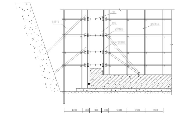 [天津]16层住宅模板工程施工方案(36P)_2