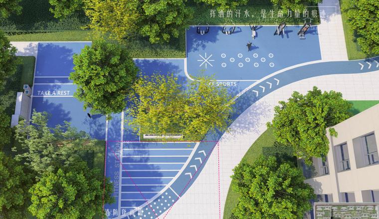[山东]烟台滨湖自然简约居住区景观设计方案_5