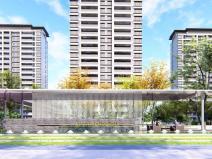 [河南]郑州现代典雅住宅景观设计方案文本