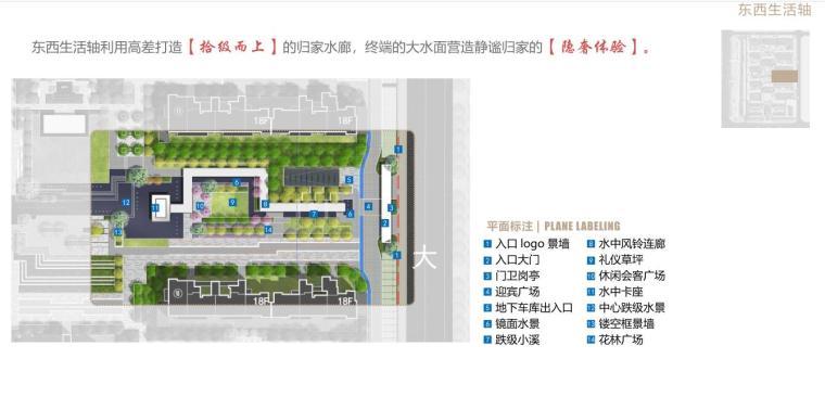 [河南]郑州现代典雅住宅景观设计方案文本_4