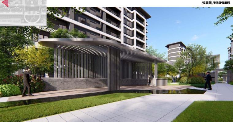 [河南]郑州现代典雅住宅景观设计方案文本_15