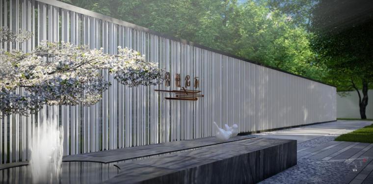 [江苏]现代风格滨水展示区景观概念方案设计_11