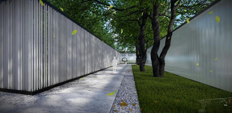 [江苏]现代风格滨水展示区景观概念方案设计_12