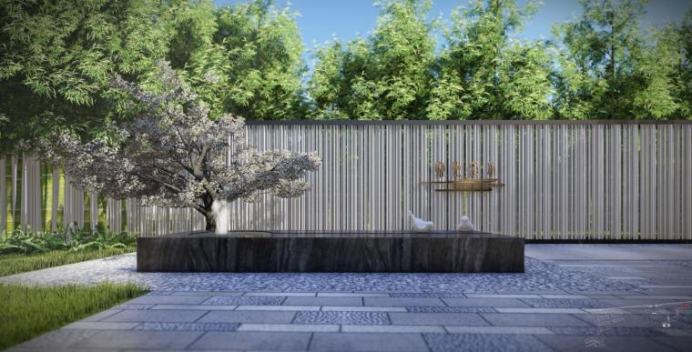 [江苏]现代风格滨水展示区景观概念方案设计_10