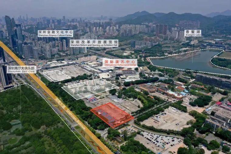 深圳国际演艺中心设计竞赛结果公布_2
