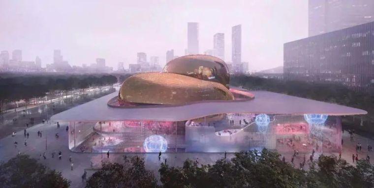 深圳国际演艺中心设计竞赛结果公布_3