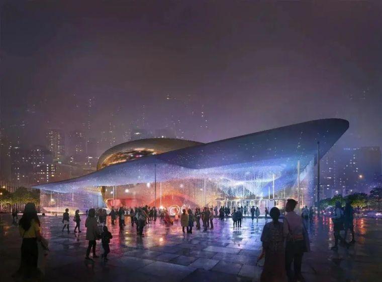 深圳国际演艺中心设计竞赛结果公布_4