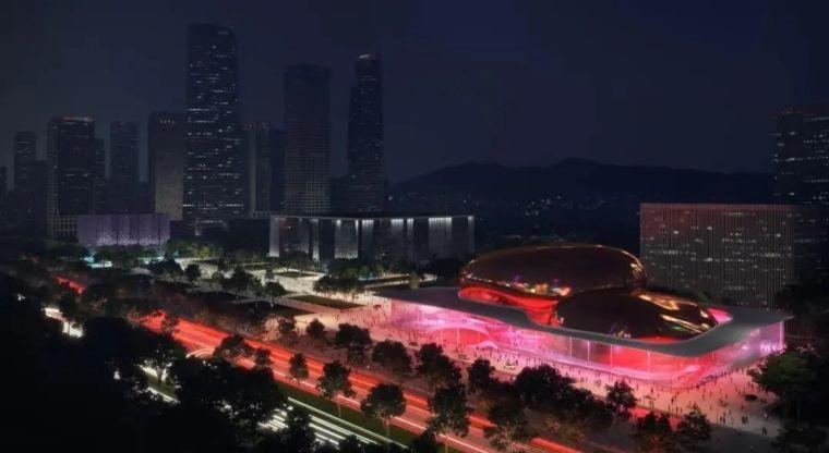 深圳国际演艺中心设计竞赛结果公布_5
