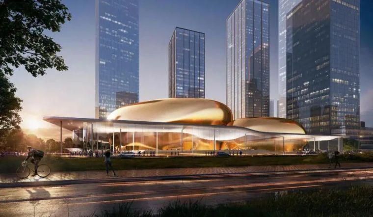 深圳国际演艺中心设计竞赛结果公布_7