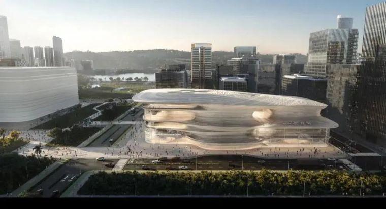 深圳国际演艺中心设计竞赛结果公布_10