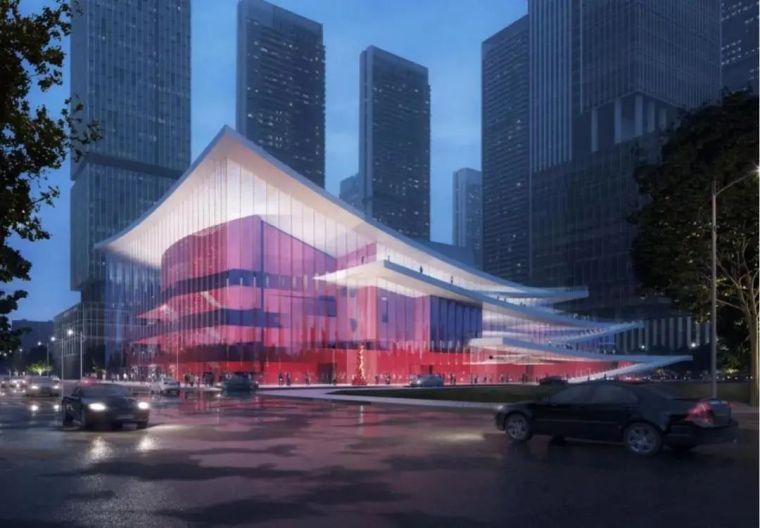 深圳国际演艺中心设计竞赛结果公布_23