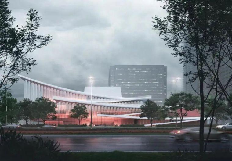 深圳国际演艺中心设计竞赛结果公布_24