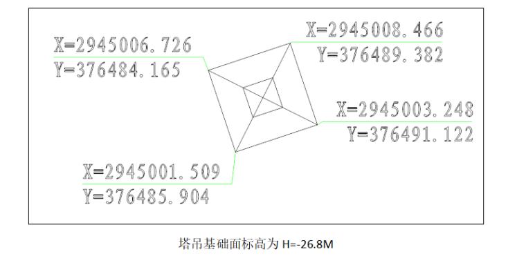 [贵州]TC5610塔吊基础施工方案(120m高)_2