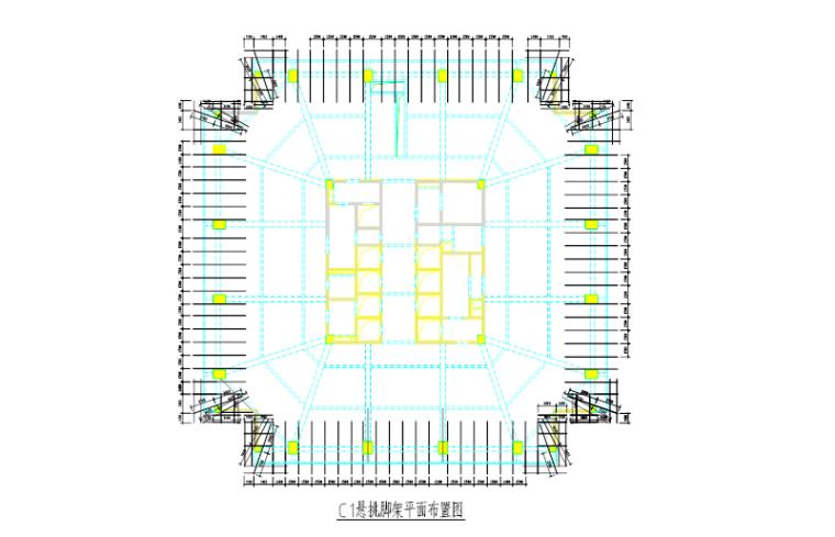 [河北]26层住宅悬挑式脚手架施工方案(59P)_3