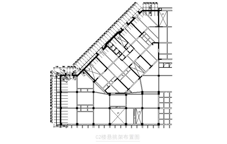 [河北]26层住宅悬挑式脚手架施工方案(59P)_2