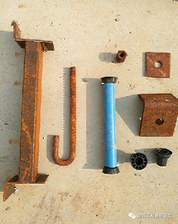钢支撑支模体系工艺详解,提质增效!_9