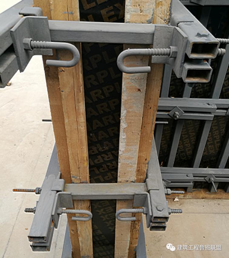 钢支撑支模体系工艺详解,提质增效!_71
