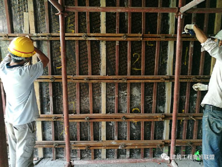 钢支撑支模体系工艺详解,提质增效!_85