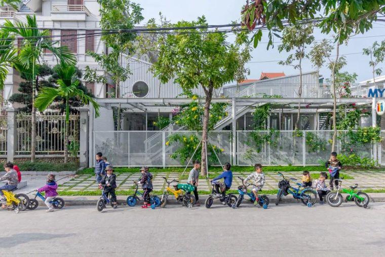 幼儿园似花园—越南蒙特梭利花园幼儿园_1