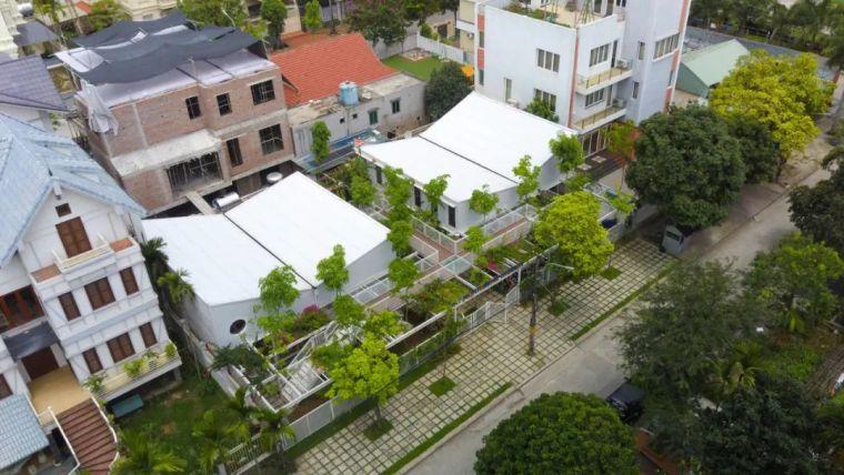 幼儿园似花园—越南蒙特梭利花园幼儿园_2