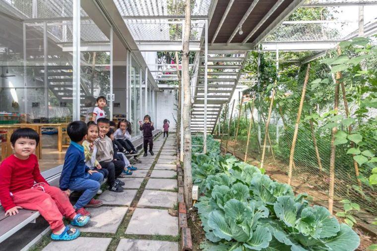 幼儿园似花园—越南蒙特梭利花园幼儿园_9
