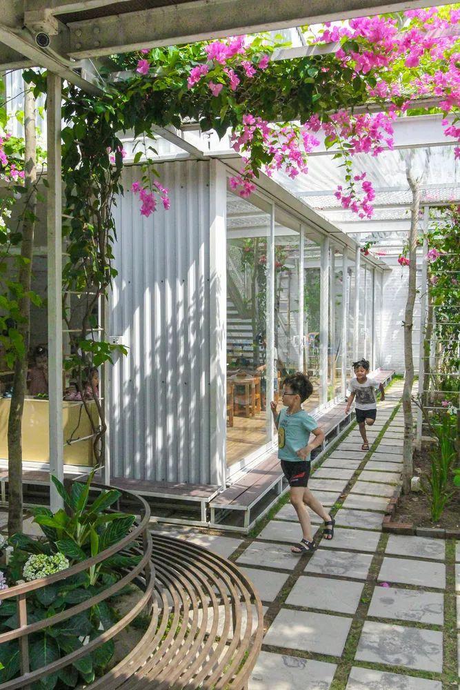 幼儿园似花园—越南蒙特梭利花园幼儿园_12