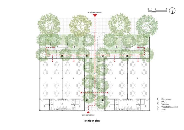 幼儿园似花园—越南蒙特梭利花园幼儿园_23