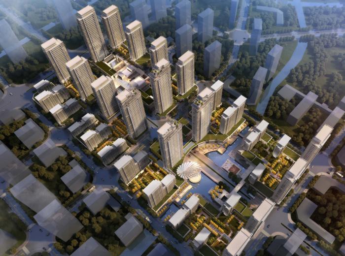 济南张马片区体验示范区及首开区方案设计_2