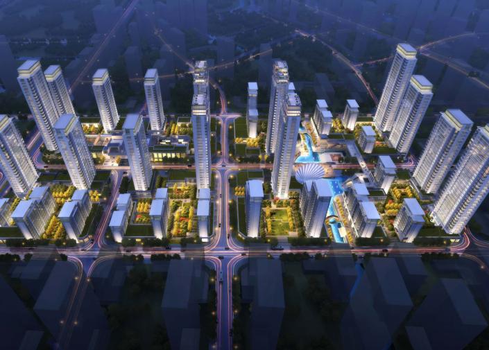 济南张马片区体验示范区及首开区方案设计_1