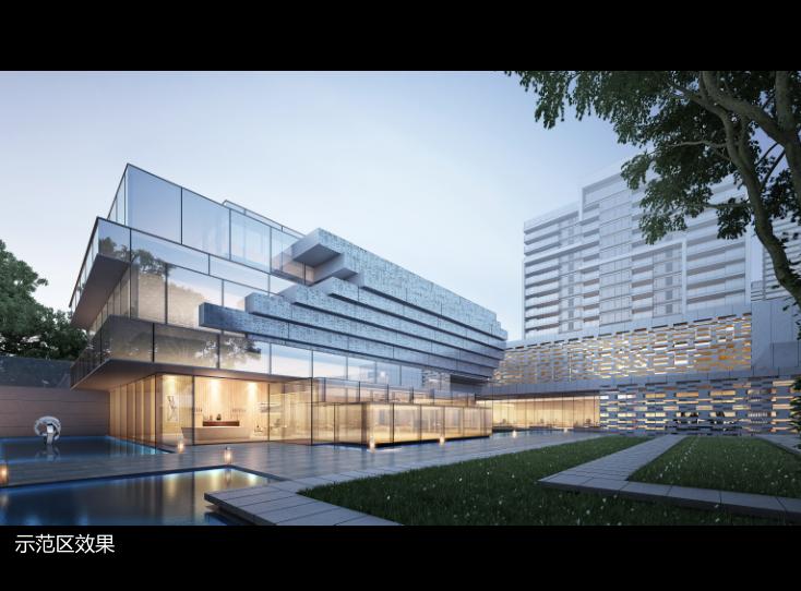 济南容积率3.5现代风格高层住宅方案文本_4