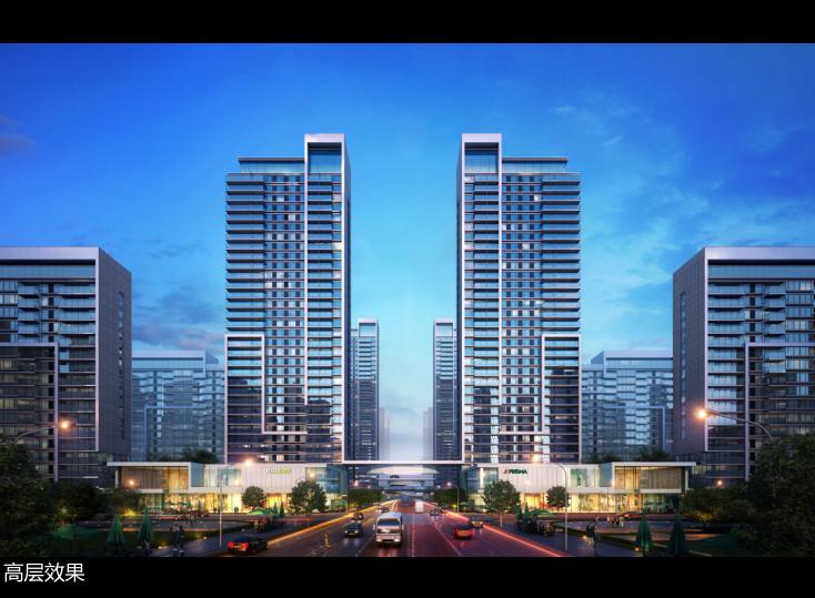 济南容积率3.5现代风格高层住宅方案文本_2
