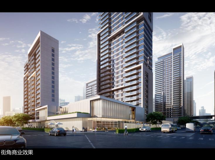 济南容积率3.5现代风格高层住宅方案文本_3