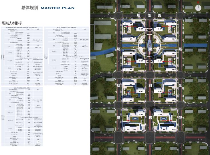 济南容积率3.5现代风格高层住宅方案文本_8