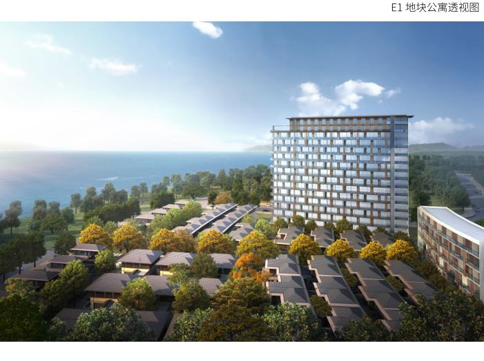 青岛惠普联排合院高层住宅公寓建筑方案文本_5