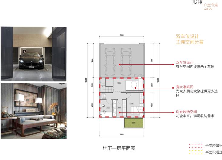 青岛惠普联排合院高层住宅公寓建筑方案文本_9