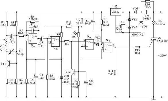 3开关控1灯怎么连线附36种照明控制原理图_16