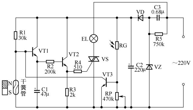 3开关控1灯怎么连线附36种照明控制原理图_18