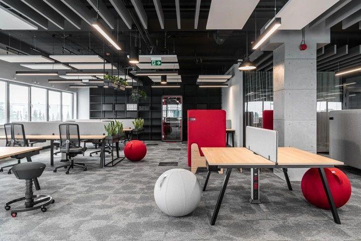 专业办公室装修设计如何与企业形象挂钩