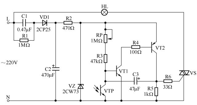 3开关控1灯怎么连线附36种照明控制原理图_20